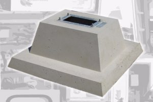 Concrete Plinth Cathtect Engineering Pty Ltd Product