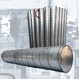 Cannister Anodes